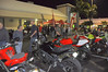 And as with any good bike night, there was plenty to check out in the parkng lot