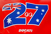 Casey Stoner - MotoGP Champion 2007<br /> Ducati - Manufacturers Championship 2007<br /> Ducati Corse - Team Champion 2007<br /> The Perfect Season. The Party Begins.