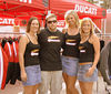 "The gang from Euro Cycles of Tampa Bay. They provided the event t-shirts which are available on their website at  <a href=""http://www.bmwrides.com"">http://www.bmwrides.com</a>"