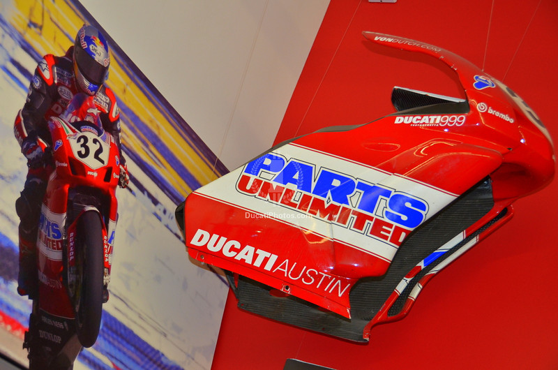 Ducati Austin is a pretty famous dealership. For years with Ben and Eric Bostrom, Neil Hodgson and others they were the face of Ducati racing in America.