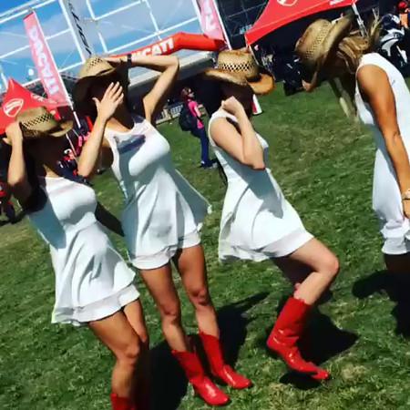 Video - Do a little dance Texas style!