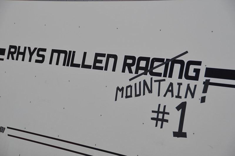 Congrats to Rhys Millen and Carlin Dunne for your great day on the mountain.