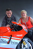 Silvio and Lady Ducati