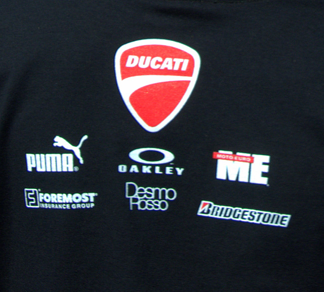 Special thanks to the companies that support DucatiDayDaytona, Ducati Island and Ducati Owners Clubs like Ducati.net.  We absolutely would not be able to do this stuff without your support!