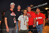 That's Marco Melandri with the Ducati Omaha crew