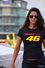 Indianapolis Motor Speedway, arguably the most famous racetrack in the world, instantly recognizable by it's famous pagoda, this year Valentino Rossi joined the Ducati mix adding a giant splash of yellow to the Ducati sea of red.