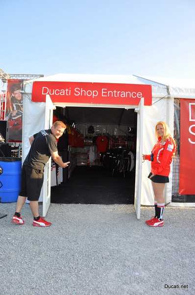 For me first stop is the Ducati store while inventory is still AMAZING and they have my size in stock :-)