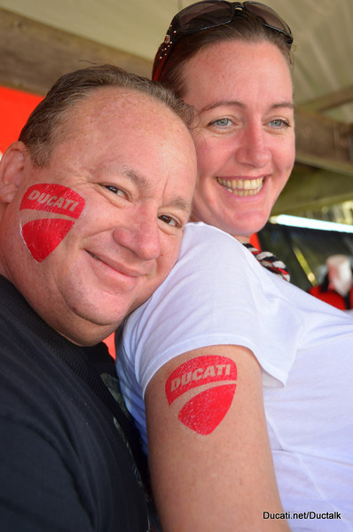 Ducati Tattoos. How much?  (You know the answer right?) Free.