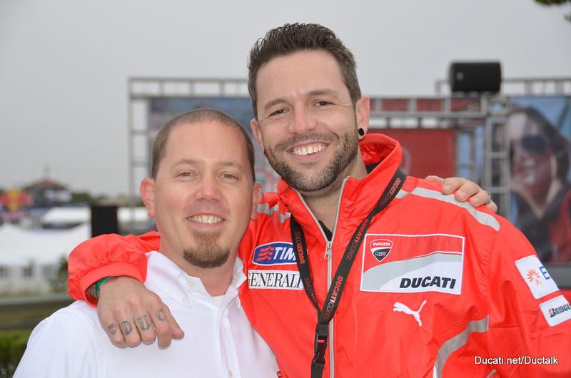 Ryan S and Ryan D