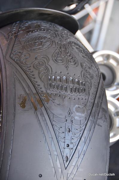 Pirelli tire art