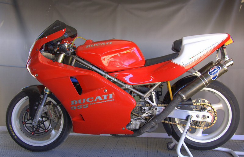 "That's the heavily modified 888 SPO of Chris Gill. It really held it's own in the sound off when compared to the Doug Polen ""factory"" entry of Tom Tasso"