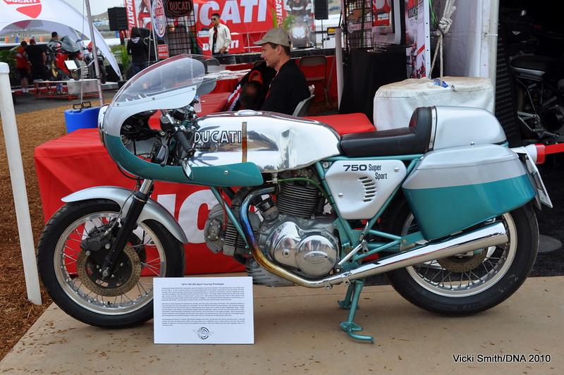 Like vintage Ducati's?