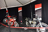 The Ducati museum recapped the Heritage Road to the Multistrada 1200