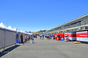 Laguna Seca paddock is a great place to see riders and teams up close