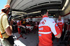 Here's a video I took in the pits Friday, the fly in the wall view of the entire process