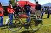Mike C and his Ducati Cucciolo