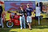 Famous Ducati tuner Reno Leoni and TT racer Steve Munro