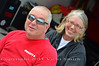 When it comes right down to it, the bikes are more interesting because of the people that built them, raced them, sold them to us, helped keep them running, made them go faster.....well you get the idea.  This is Bruce and Susie who did most all of this for a whole bunch of people