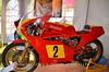 Jim Dillard Jr's Factory TT2 racer