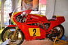 Jim Dillard Jr's Factory TT2 racer