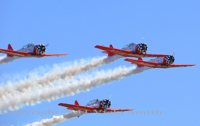 Ducstock is just a small piece of Barber Vintage Festival. 1000 AHRMA race entries, an auction, swap meet, air show and of course the museum are just some of the things to do here.