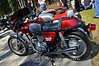 Ducati 750 GT Cafe Racer in the CRTV show