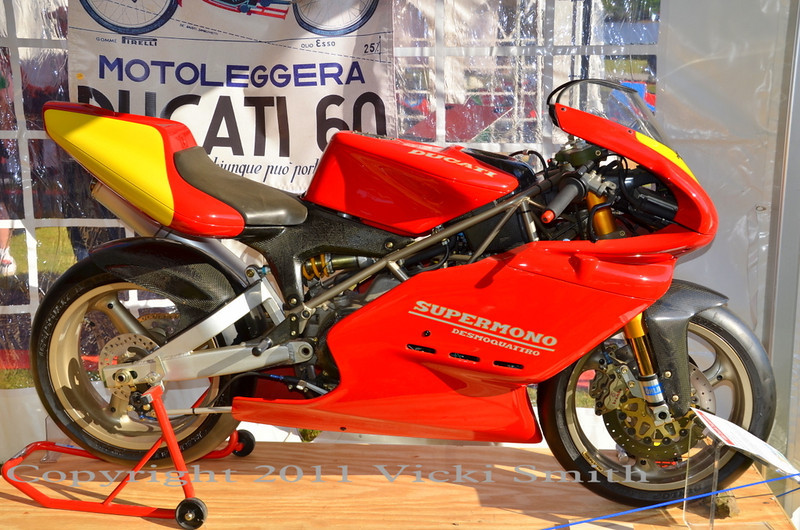 Jeff Nash's championship winning Supermono