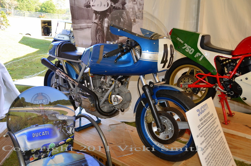 AMA Superbike winning 900 SS (one of only three Ducati's that won in that era
