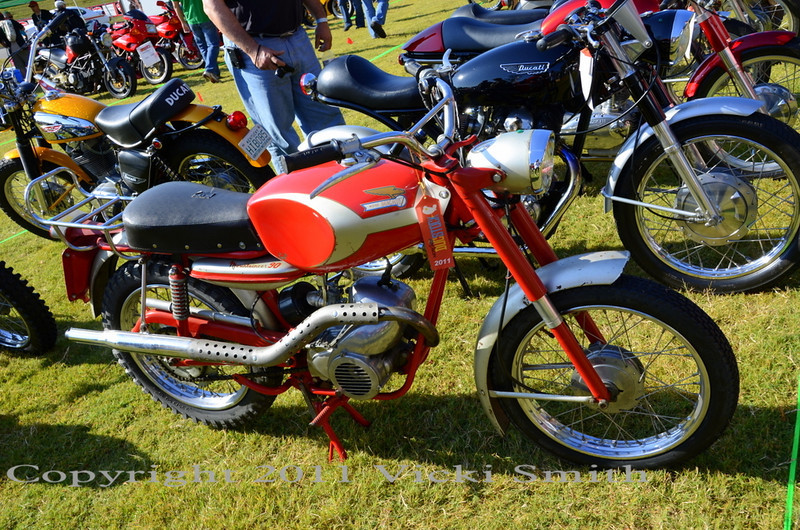 Ducati Mountaineer entered by Commonwealth Ducati (a little gem and it's for sale)