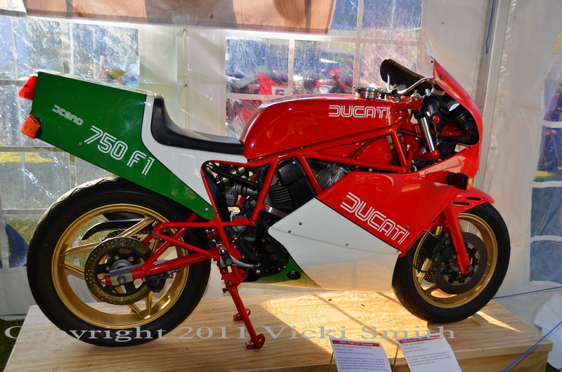 Rich Lambrechts F1 Prototype - Only known remaining pre-production F1. F1's were the road going race replica of the TT2 and the TT1