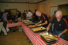 Really good food and planty of it, this photo doesn't show the rows and rows of food trays that greeted you when you entered the room.<br /> Indianapolis Chamber of Commerce Photo