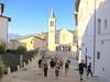 And a group stroll thru Spoleto