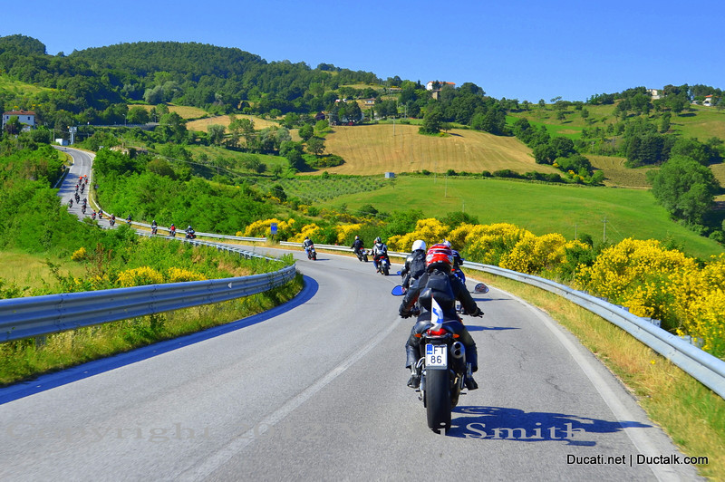 Each morning we head out into the countryside for a sceanic ride, a series of epic lunches and more riding in the afternoons. Some days we stopped to sightsee.