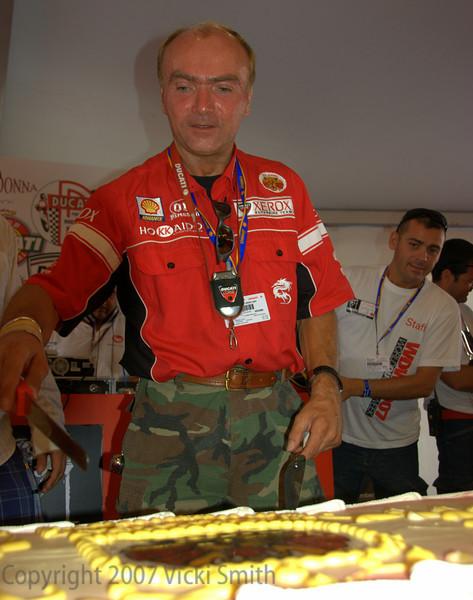 Giancarlo Falappa's birthday party