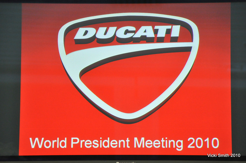 I attended the World Presidents Meeting