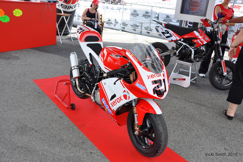 These little Ducati branded Motards and Mini-Racers were great