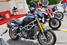 One highly modified Ducati after another, it was a visual feast!