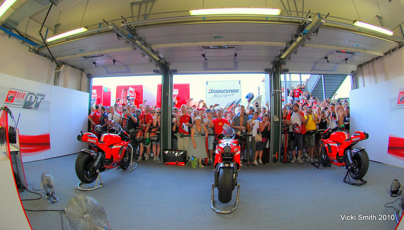 Ducati Events, Motorcycles, and People