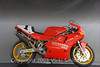 Andrew Steadman's beautiful and classic 888<br /> <br /> The 888 SPO was a US model only, built by Ducati for homolagation purposes in order to compete in AMA Superbike. This one is regulary ridden.