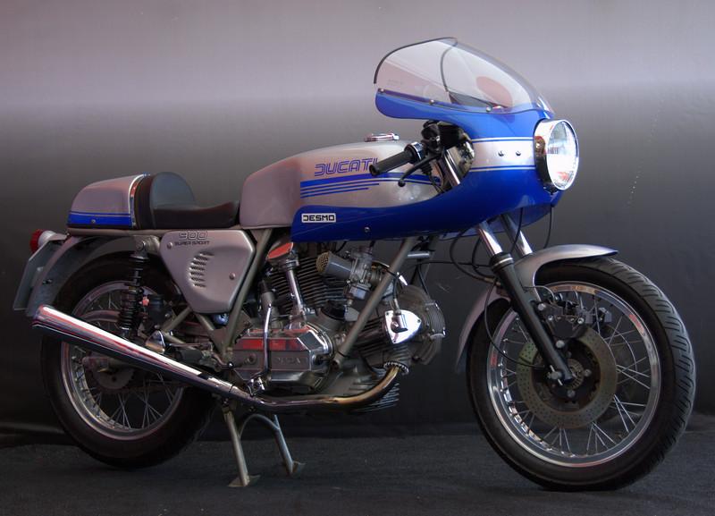 Alan Wilzig's choice 1976 900 Super Sport