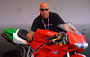 In addition to building this bike, Chris founded a Ducati owners club in Columbus Ohio that has 500 members. He has a Ducati tattoo. And now he has the Passion Award sponsored by Motorcyclist Magazine as well.