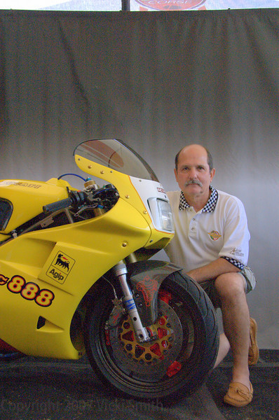 Mike and his 888