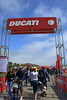 Ducati Island. For the next three days it's All Ducati. All the time.