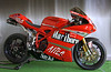 John T. Bragg's 2007 1098S tribute to Casey Stoner's Motogp Ducati<br /> California, USA<br /> Wild Card Judges Pick