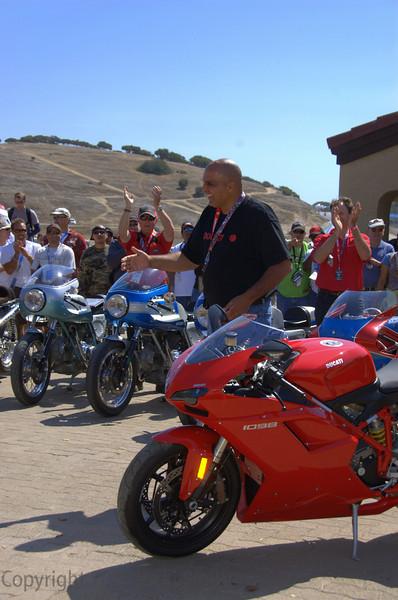 "And the Best Ducati Superbike in America? Lou Saif's TT1 ""Little Flower"""
