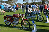 """This Ducati was restored by noted collector Jim Dillard """"pre-internet"""" so that's about a 20 year old restoration."""
