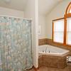 King Master Bathroom w/ Jacuzzi