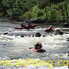 "Duckie Rafts are inflatable 2-man rafts shaped like kayaks - tons of fun! Duckie rafting on the River Tay with Splash. <a href=""http://rafting.co.uk"">http://rafting.co.uk</a>"