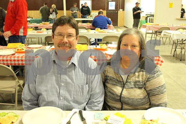 Wayne Sadven and Liz Lombard