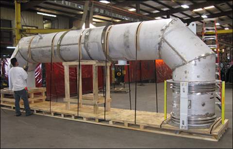 Duct Work Assembly (#110618 - 07/25/2011)